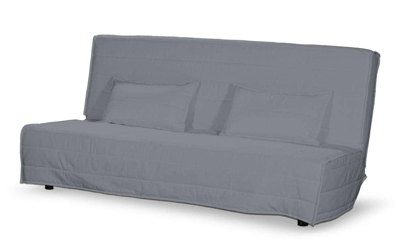 Pokrowiec na sofę Beddinge długi i 2 poszewki Sofa Beddinge w kolekcji Cotton Panama, tkanina: 702-07