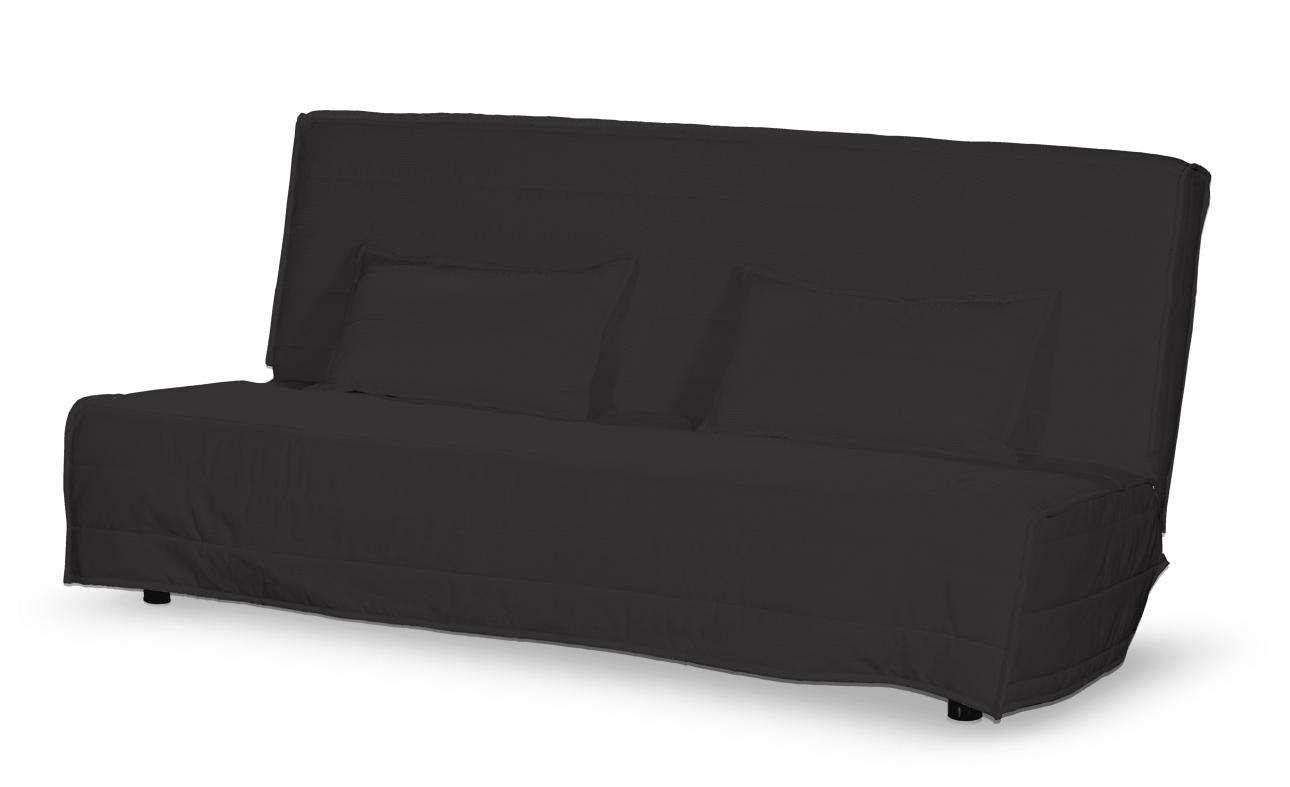 Pokrowiec na sofę Beddinge długi i 2 poszewki Sofa Beddinge w kolekcji Cotton Panama, tkanina: 702-08