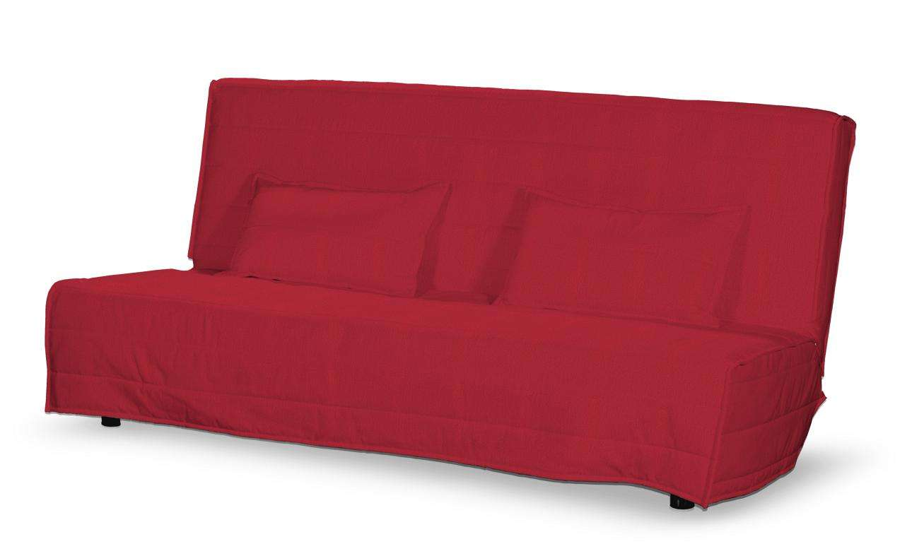 Pokrowiec na sofę Beddinge długi i 2 poszewki w kolekcji Chenille, tkanina: 702-24