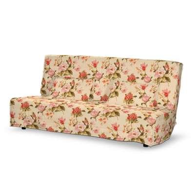 Beddinge quiltet betræk til sovesofa, lang, med 2 quiltede pudebetræk