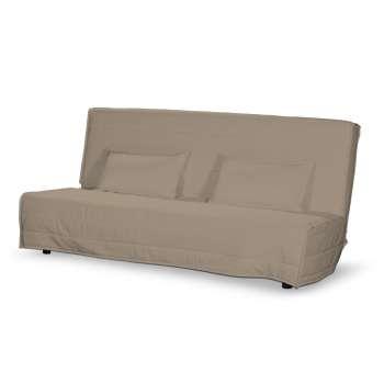 Pokrowiec na sofę Beddinge długi i 2 poszewki w kolekcji Cotton Panama, tkanina: 702-28