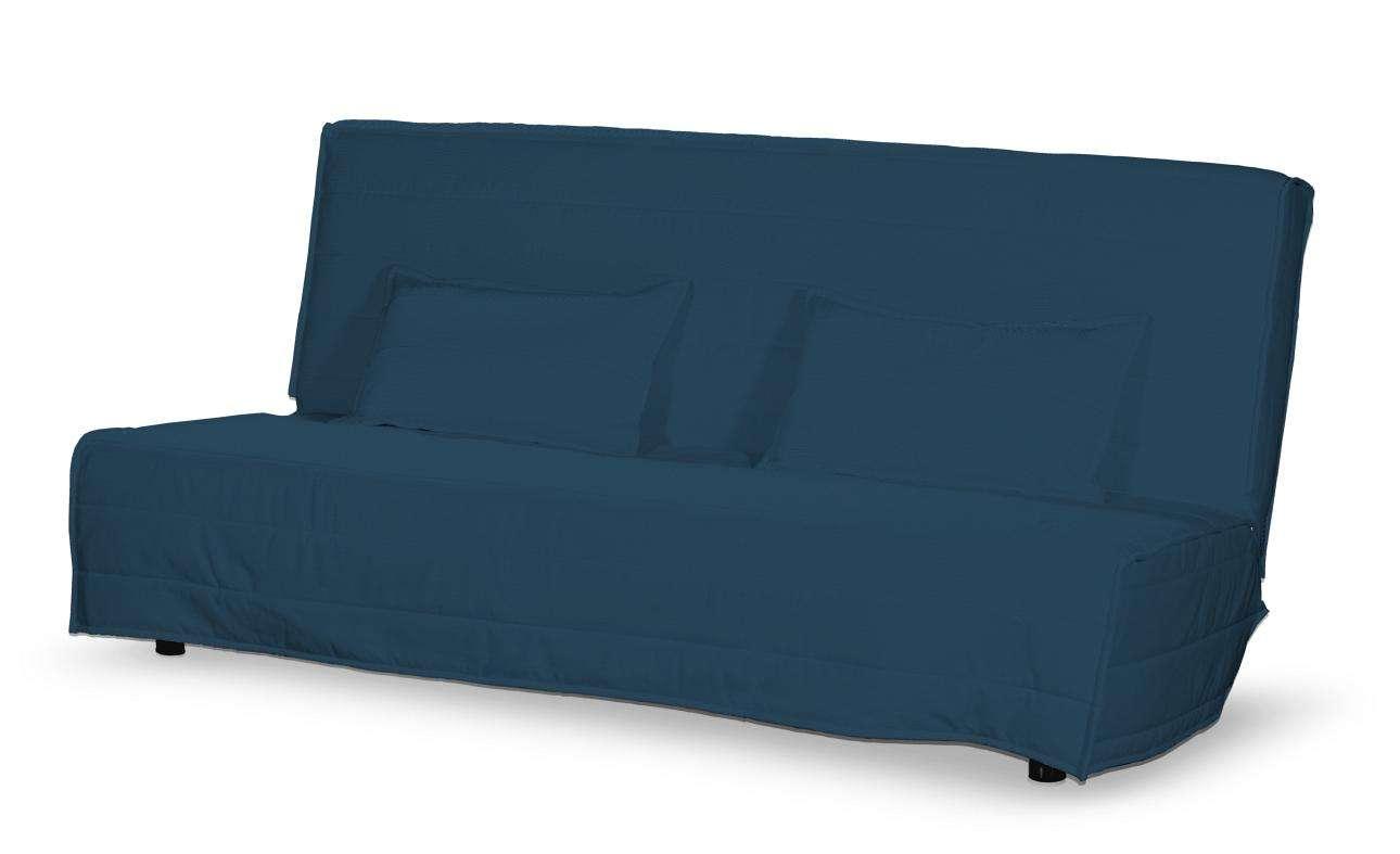 Pokrowiec na sofę Beddinge długi i 2 poszewki Sofa Beddinge w kolekcji Cotton Panama, tkanina: 702-30