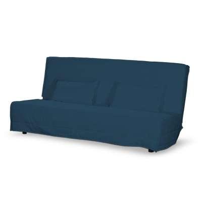 Potah na pohovku IKEA  Beddinge , dlouhý 702-30 Ocean blue mořská modrá Kolekce Cotton Panama