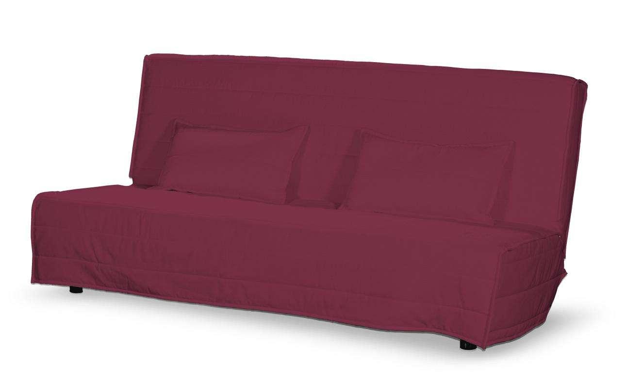 Pokrowiec na sofę Beddinge długi i 2 poszewki Sofa Beddinge w kolekcji Cotton Panama, tkanina: 702-32