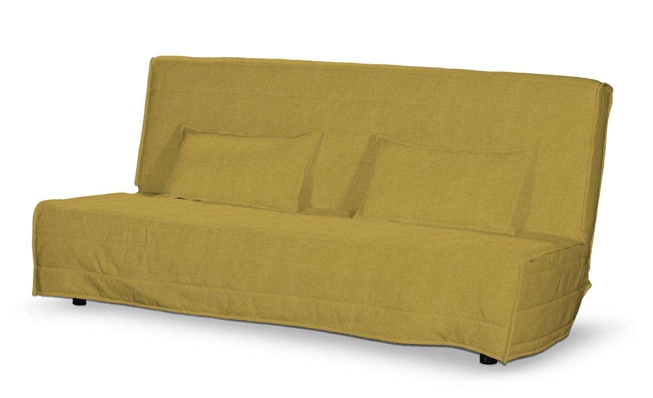 Pokrowiec na sofę Beddinge długi i 2 poszewki w kolekcji Etna, tkanina: 705-04