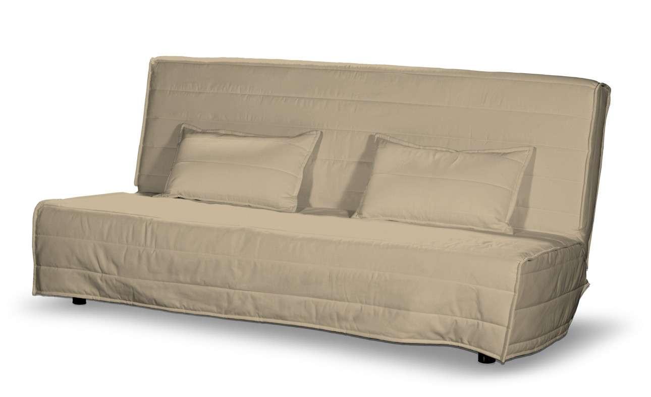 Pokrowiec na sofę Beddinge długi i 2 poszewki w kolekcji Living II, tkanina: 160-82
