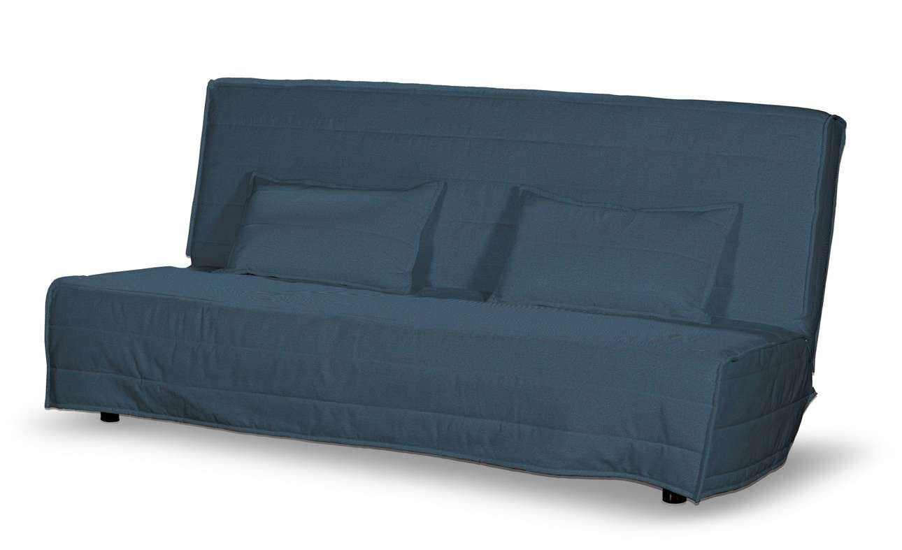 Pokrowiec na sofę Beddinge długi i 2 poszewki w kolekcji Etna, tkanina: 705-30