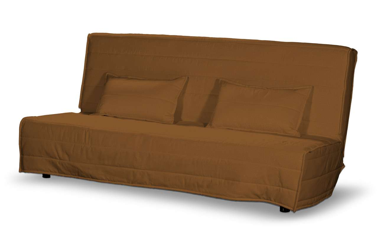Pokrowiec na sofę Beddinge długi i 2 poszewki w kolekcji Living, tkanina: 161-28