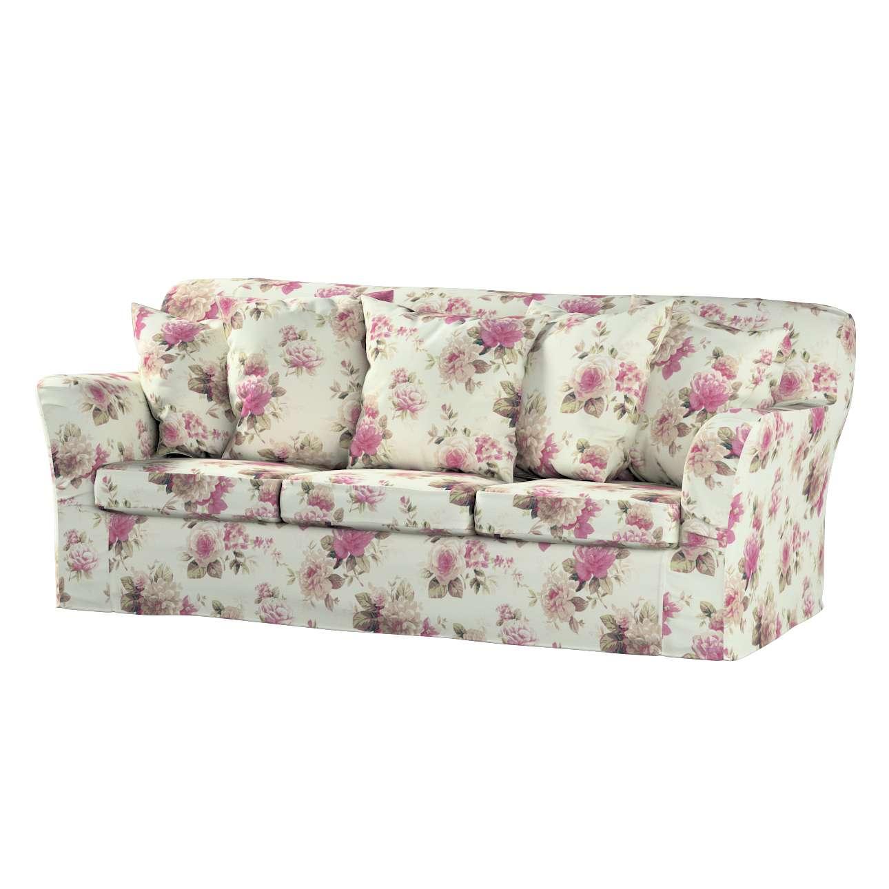 Pokrowiec na sofę Tomelilla 3-osobową nierozkładaną Sofa Tomelilla 3-osobowa w kolekcji Mirella, tkanina: 141-07