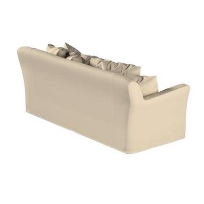 Tomelilla 3-seater sofa cover 702-01 beige/cappuccino Collection Panama Cotton