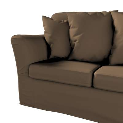 Pokrowiec na sofę Tomelilla 3-osobową nierozkładaną w kolekcji Cotton Panama, tkanina: 702-02