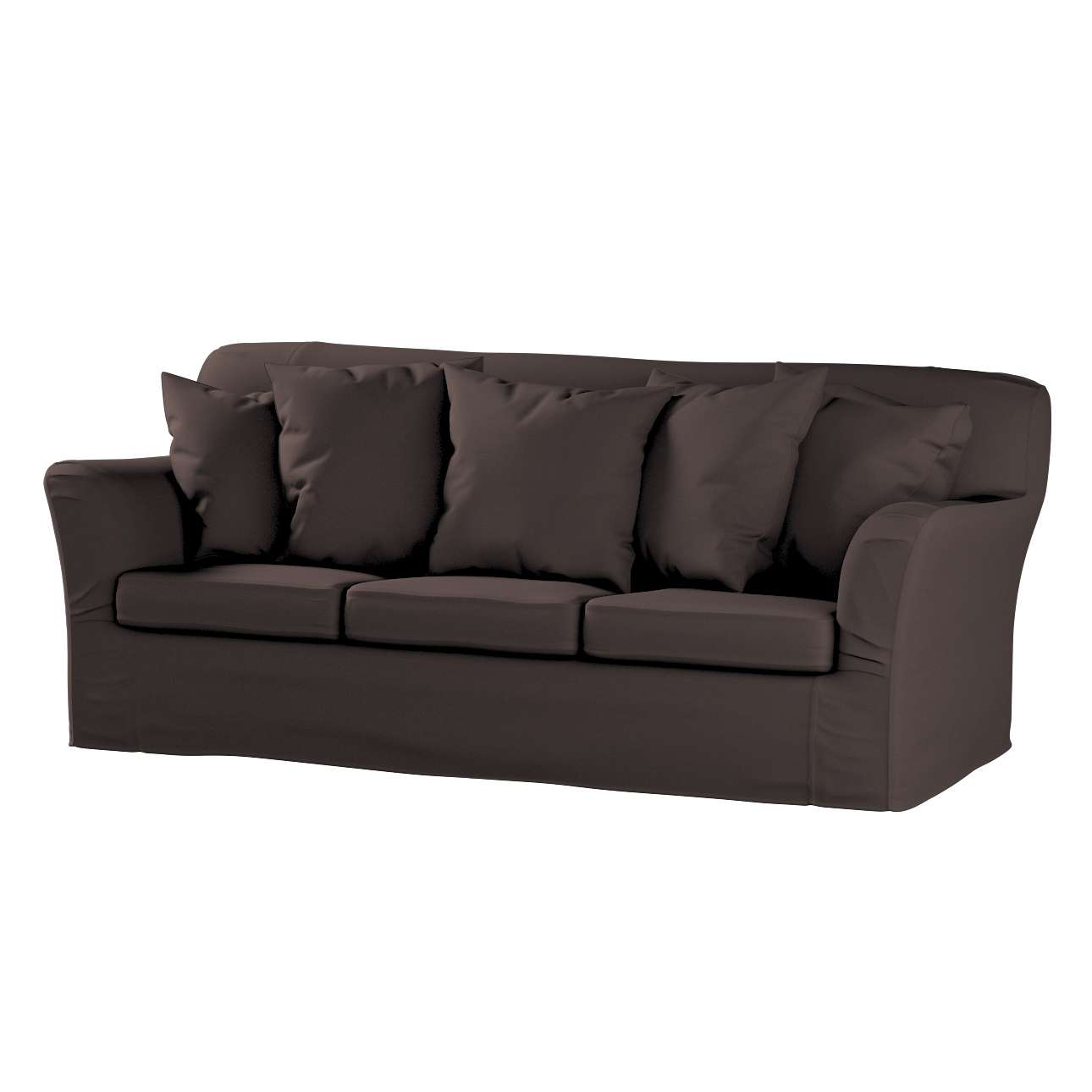 Pokrowiec na sofę Tomelilla 3-osobową nierozkładaną Sofa Tomelilla 3-osobowa w kolekcji Cotton Panama, tkanina: 702-03