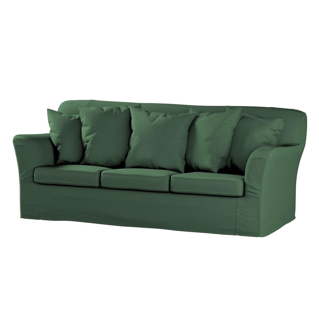 Pokrowiec na sofę Tomelilla 3-osobową nierozkładaną Sofa Tomelilla 3-osobowa w kolekcji Cotton Panama, tkanina: 702-06