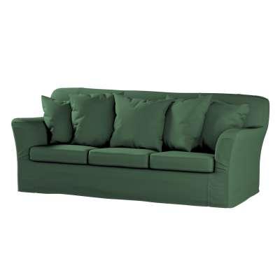 Pokrowiec na sofę Tomelilla 3-osobową nierozkładaną w kolekcji Cotton Panama, tkanina: 702-06