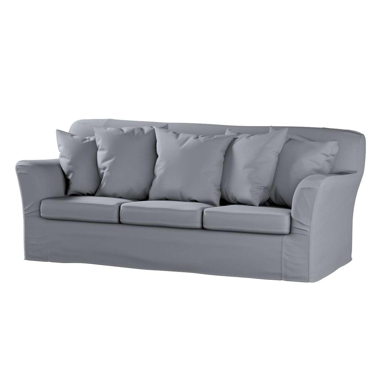 Pokrowiec na sofę Tomelilla 3-osobową nierozkładaną Sofa Tomelilla 3-osobowa w kolekcji Cotton Panama, tkanina: 702-07