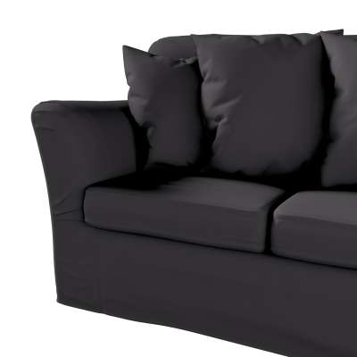 Pokrowiec na sofę Tomelilla 3-osobową nierozkładaną w kolekcji Cotton Panama, tkanina: 702-08