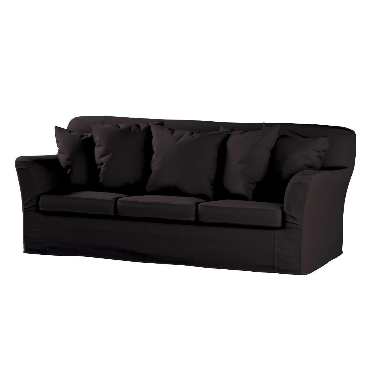 Tomelilla 3-Sitzer Sofabezug nicht ausklappbar Sofahusse, Tomelilla 3-Sitzer von der Kollektion Cotton Panama, Stoff: 702-09