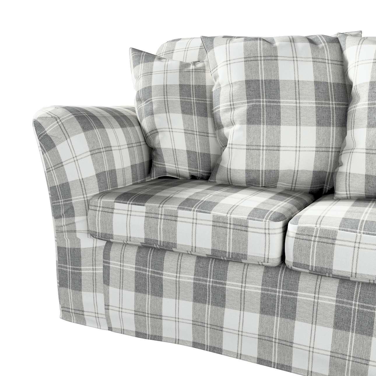Pokrowiec na sofę Tomelilla 3-osobową nierozkładaną w kolekcji Edinburgh, tkanina: 115-79