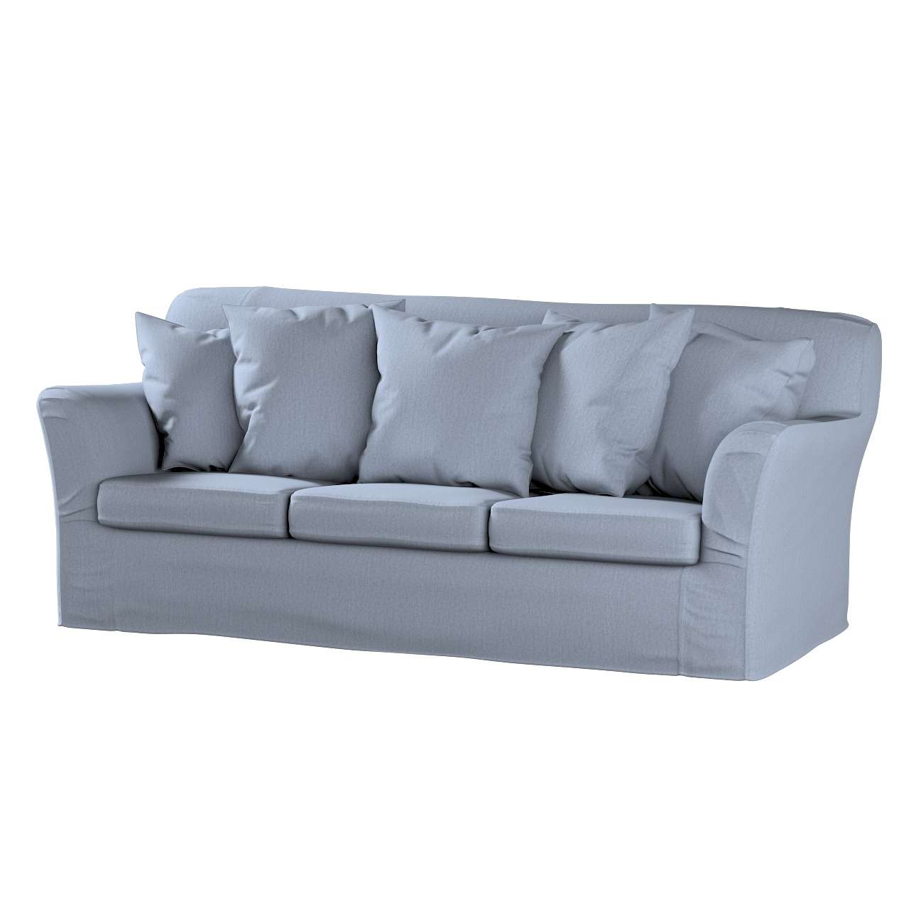 Tomelilla 3-Sitzer Sofabezug nicht ausklappbar Sofahusse, Tomelilla 3-Sitzer von der Kollektion Chenille , Stoff: 702-13