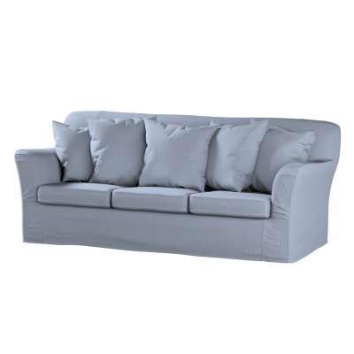 Pokrowiec na sofę Tomelilla 3-osobową nierozkładaną w kolekcji Chenille, tkanina: 702-13