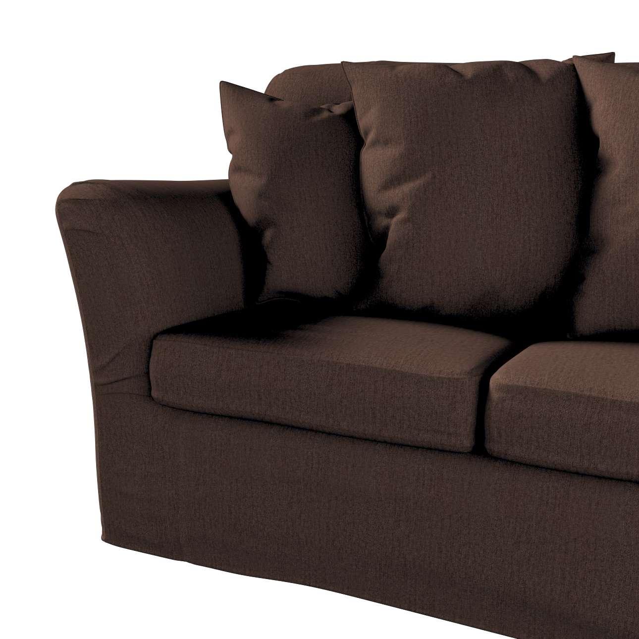 Pokrowiec na sofę Tomelilla 3-osobową nierozkładaną w kolekcji Chenille, tkanina: 702-18