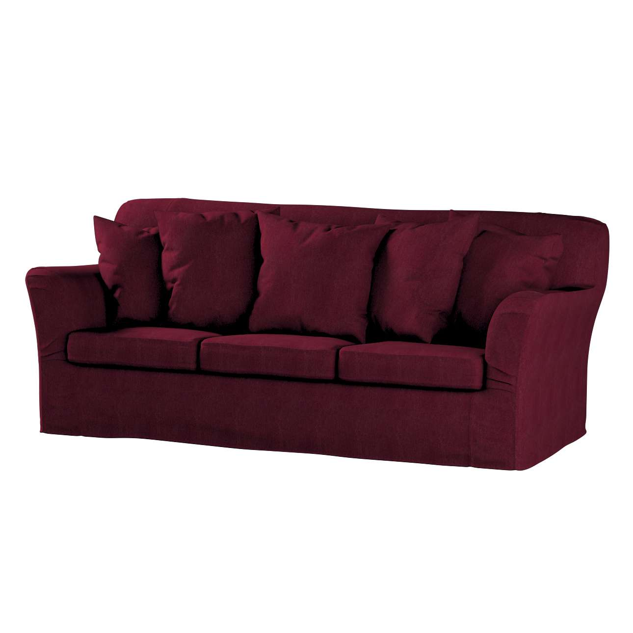 Pokrowiec na sofę Tomelilla 3-osobową nierozkładaną Sofa Tomelilla 3-osobowa w kolekcji Chenille, tkanina: 702-19