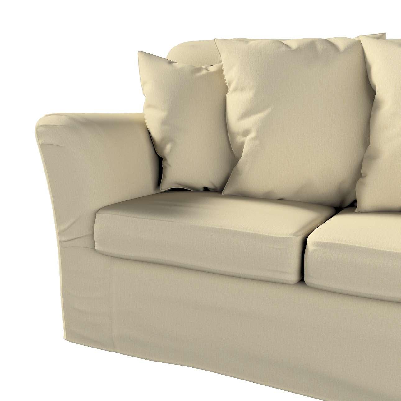 Pokrowiec na sofę Tomelilla 3-osobową nierozkładaną w kolekcji Chenille, tkanina: 702-22