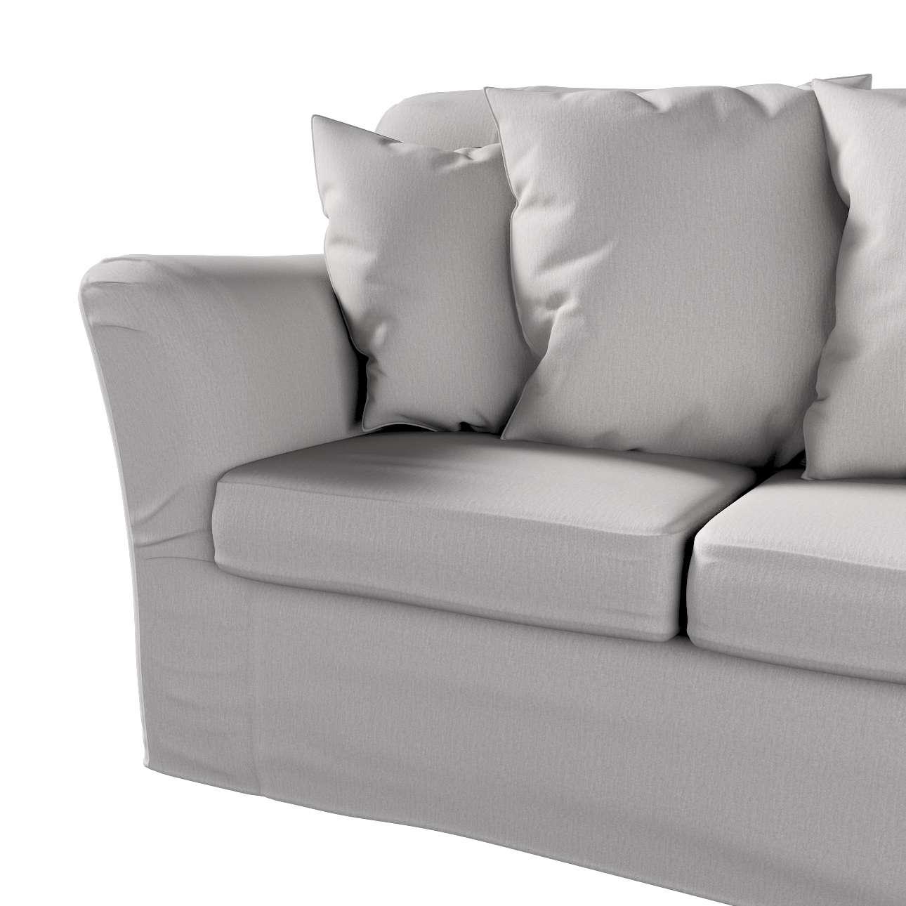 Pokrowiec na sofę Tomelilla 3-osobową nierozkładaną w kolekcji Chenille, tkanina: 702-23