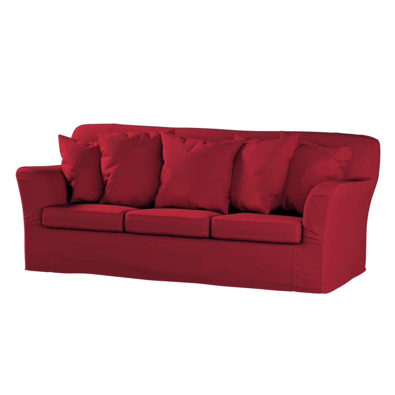 Tomelilla 3-Sitzer Sofabezug nicht ausklappbar Sofahusse, Tomelilla 3-Sitzer von der Kollektion Chenille , Stoff: 702-24