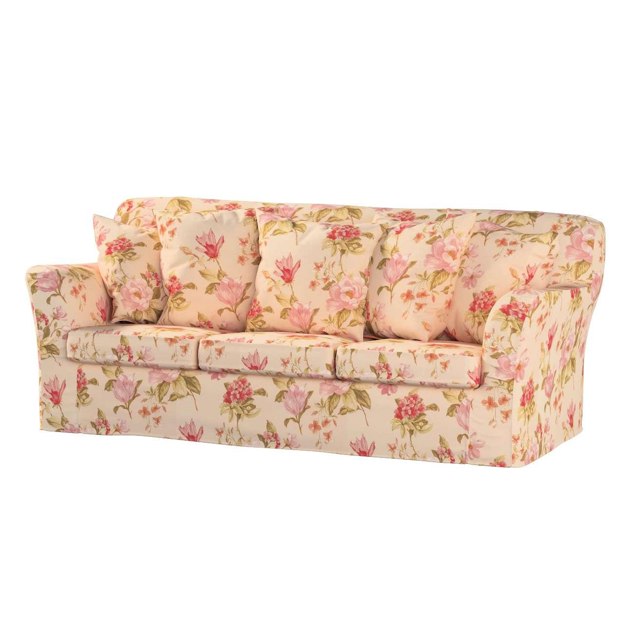 Pokrowiec na sofę Tomelilla 3-osobową nierozkładaną Sofa Tomelilla 3-osobowa w kolekcji Londres, tkanina: 123-05