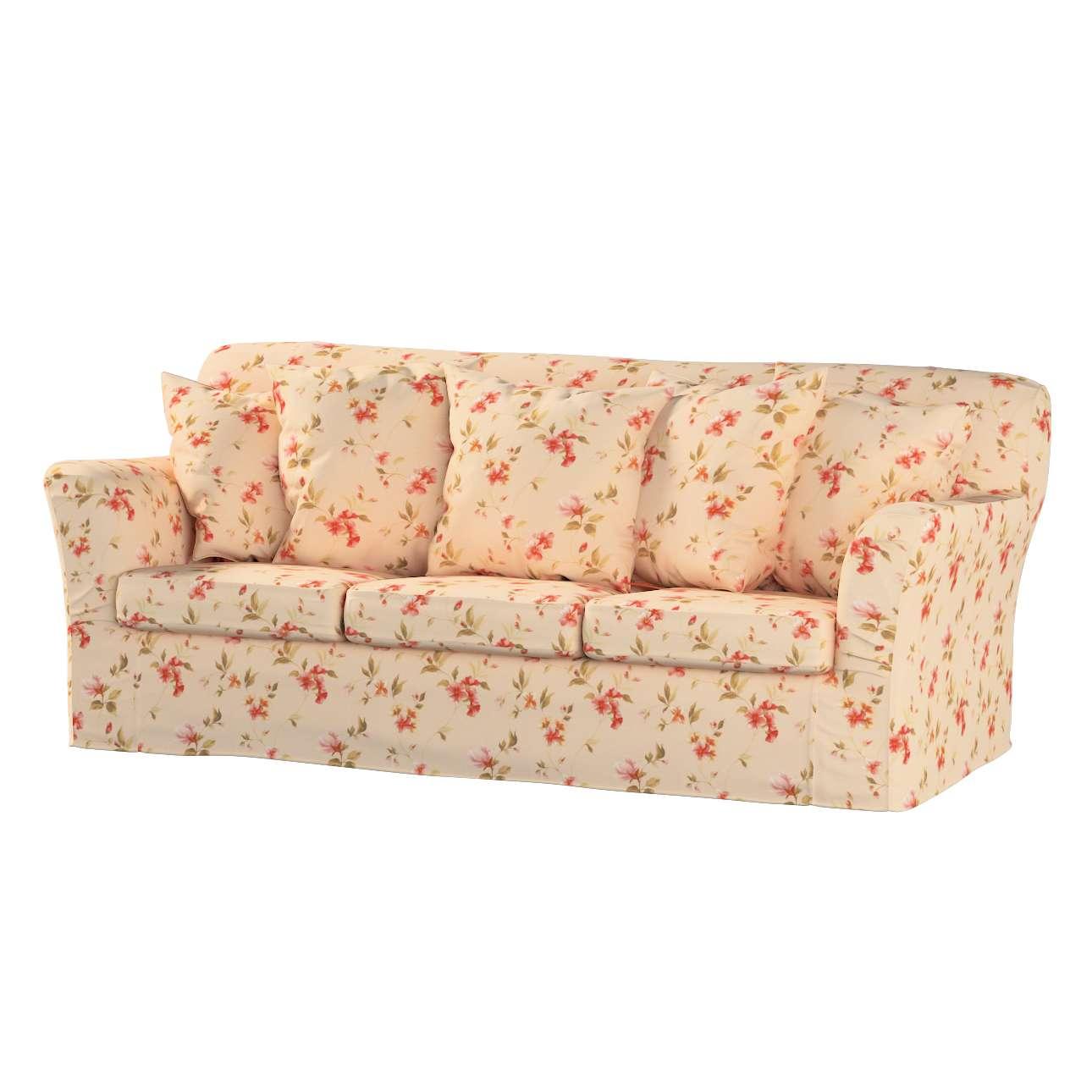 Tomelilla 3-Sitzer Sofabezug nicht ausklappbar Sofahusse, Tomelilla 3-Sitzer von der Kollektion Londres, Stoff: 124-05
