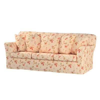 Pokrowiec na sofę Tomelilla 3-osobową nierozkładaną w kolekcji Londres, tkanina: 124-05