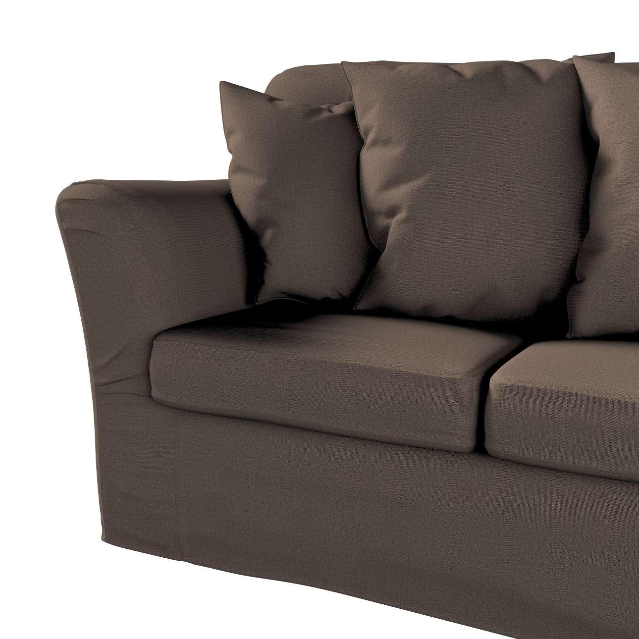 Pokrowiec na sofę Tomelilla 3-osobową nierozkładaną w kolekcji Etna, tkanina: 705-08