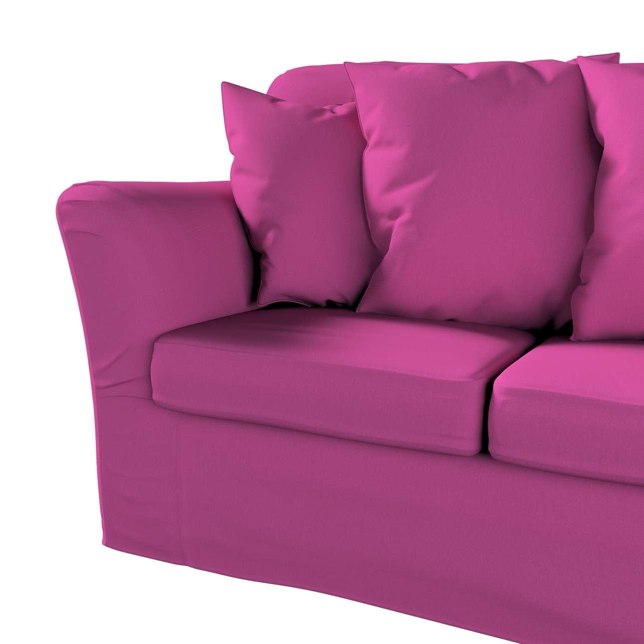 Pokrowiec na sofę Tomelilla 3-osobową nierozkładaną w kolekcji Etna, tkanina: 705-23