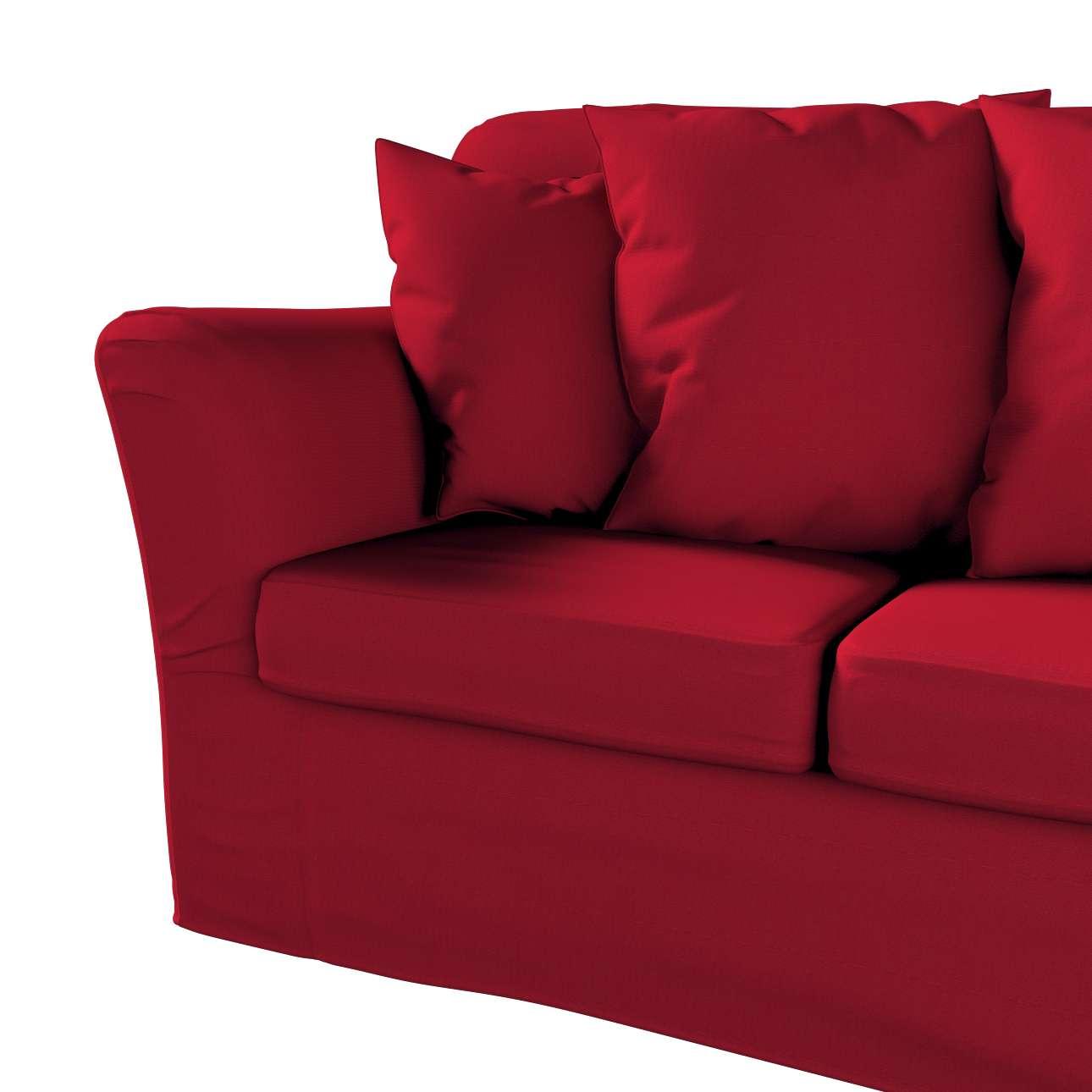 Pokrowiec na sofę Tomelilla 3-osobową nierozkładaną w kolekcji Etna, tkanina: 705-60