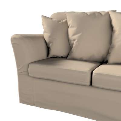 Pokrowiec na sofę Tomelilla 3-osobową nierozkładaną w kolekcji Cotton Panama, tkanina: 702-28