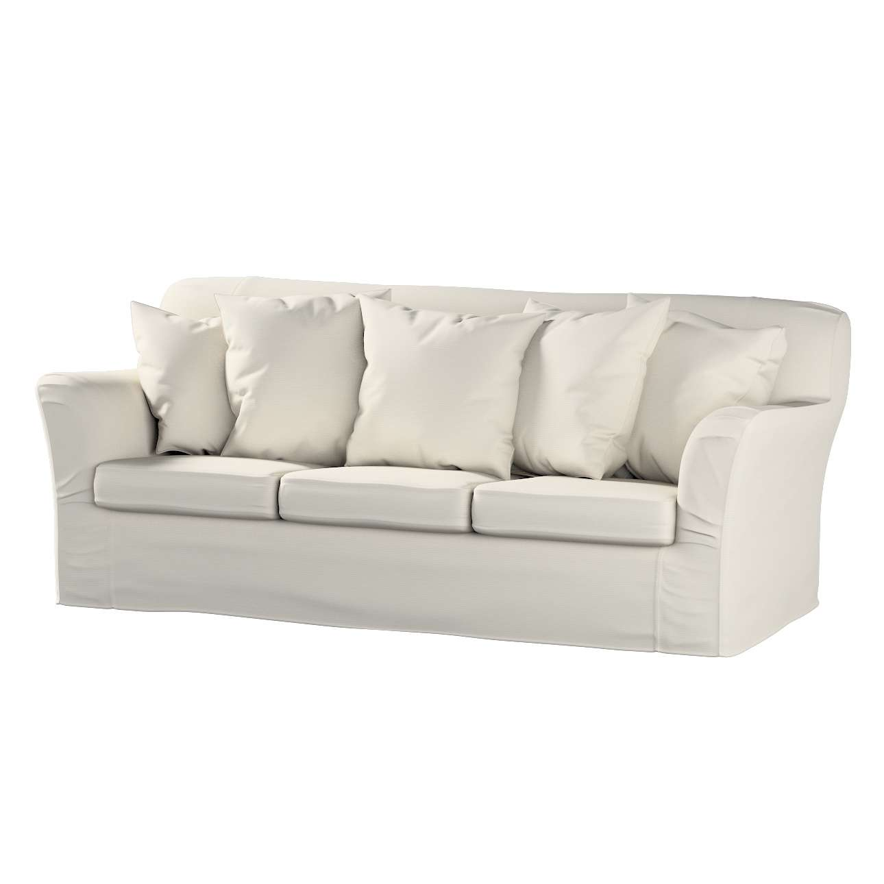 Pokrowiec na sofę Tomelilla 3-osobową nierozkładaną Sofa Tomelilla 3-osobowa w kolekcji Cotton Panama, tkanina: 702-31