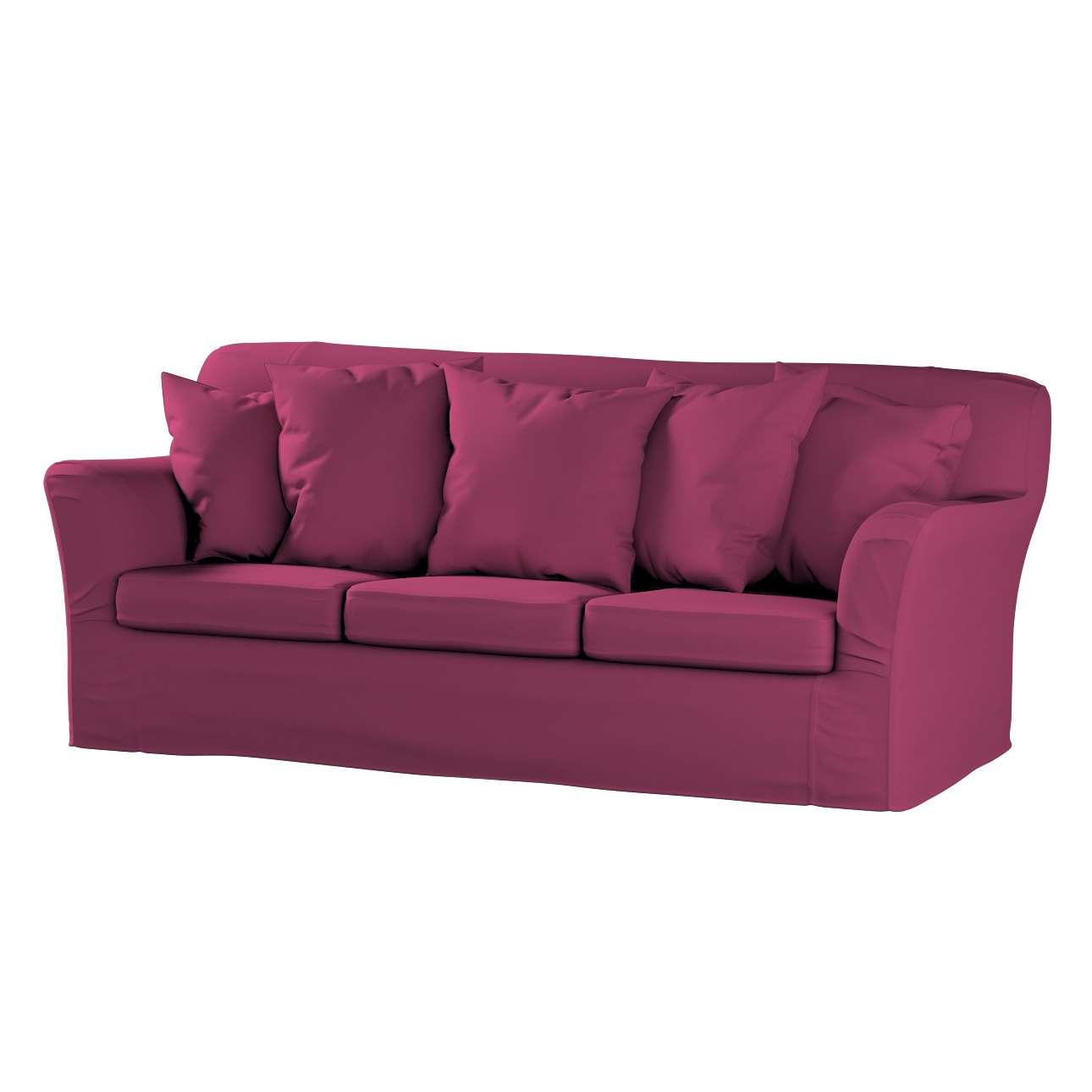 Pokrowiec na sofę Tomelilla 3-osobową nierozkładaną Sofa Tomelilla 3-osobowa w kolekcji Cotton Panama, tkanina: 702-32