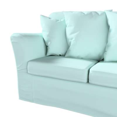 Pokrowiec na sofę Tomelilla 3-osobową nierozkładaną w kolekcji Cotton Panama, tkanina: 702-10