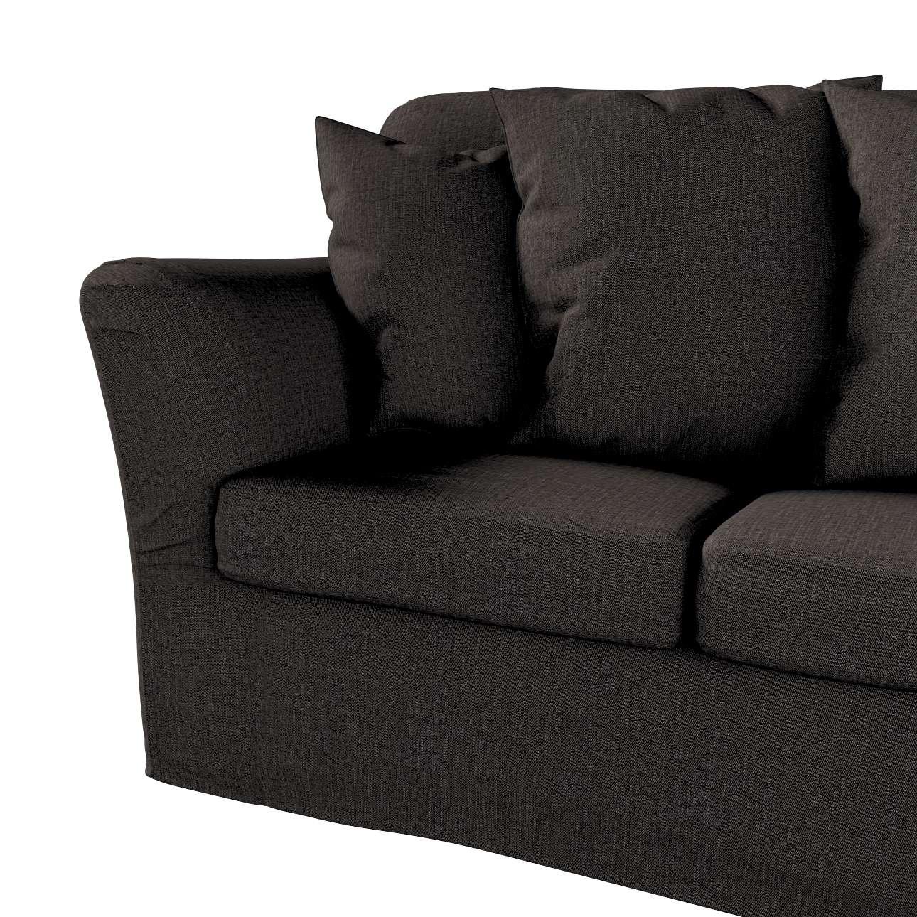 Pokrowiec na sofę Tomelilla 3-osobową nierozkładaną w kolekcji Etna, tkanina: 702-36