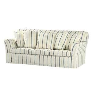 Pokrowiec na sofę Tomelilla 3-osobową nierozkładaną Sofa Tomelilla 3-osobowa w kolekcji Avinon, tkanina: 129-66