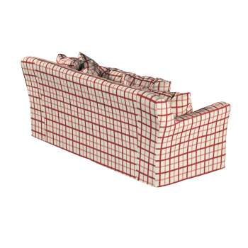 Pokrowiec na sofę Tomelilla 3-osobową nierozkładaną w kolekcji Avinon, tkanina: 131-15