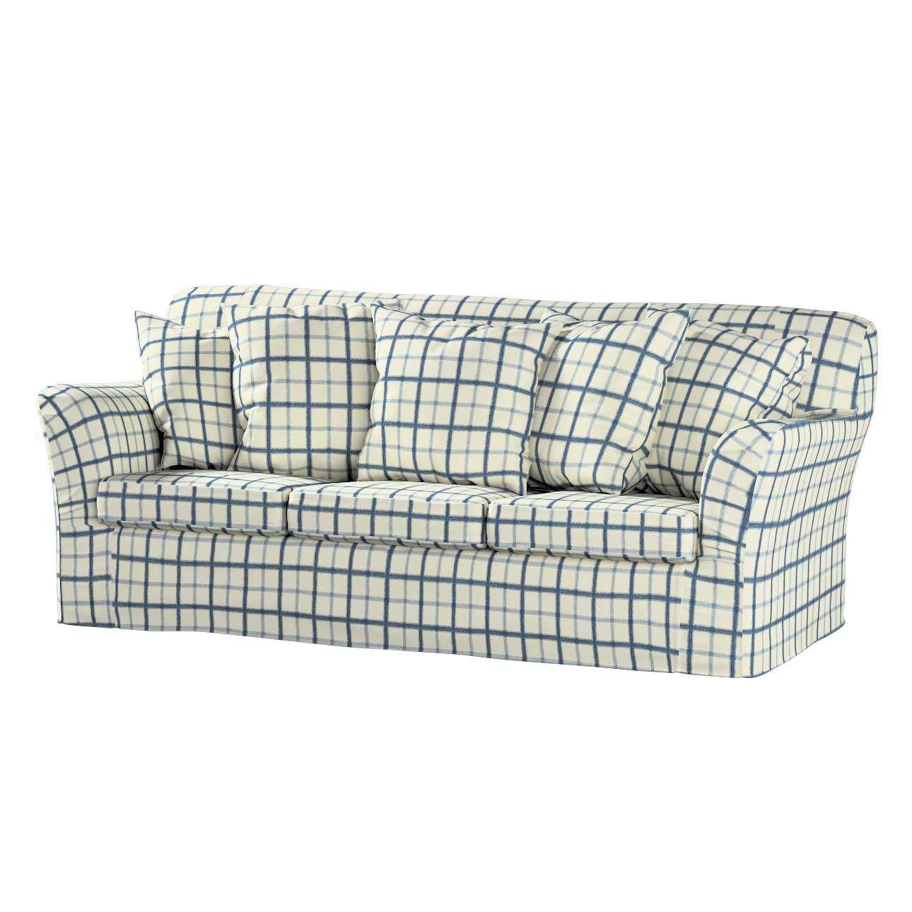 Pokrowiec na sofę Tomelilla 3-osobową nierozkładaną Sofa Tomelilla 3-osobowa w kolekcji Avinon, tkanina: 131-66
