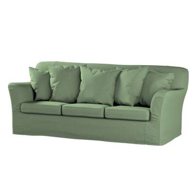 Pokrowiec na sofę Tomelilla 3-osobową nierozkładaną w kolekcji Amsterdam, tkanina: 704-44