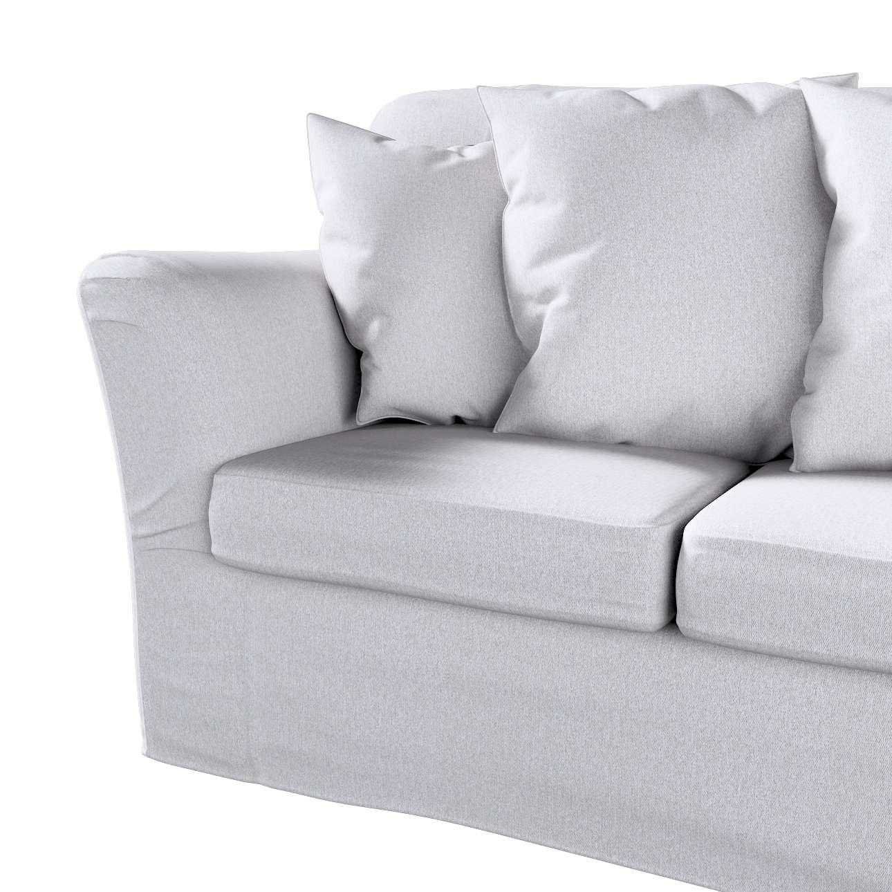 Pokrowiec na sofę Tomelilla 3-osobową nierozkładaną w kolekcji Amsterdam, tkanina: 704-45