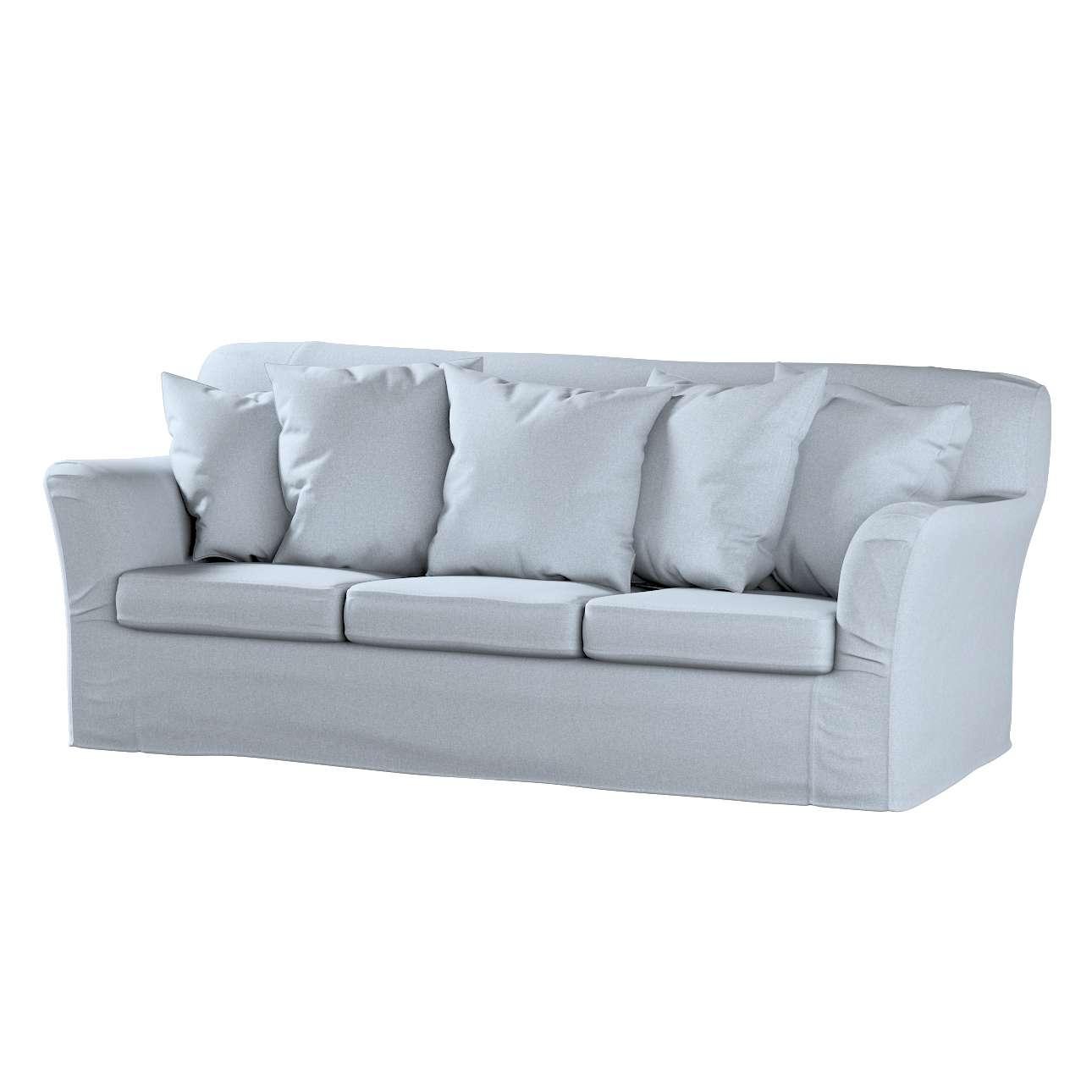Pokrowiec na sofę Tomelilla 3-osobową nierozkładaną w kolekcji Amsterdam, tkanina: 704-46