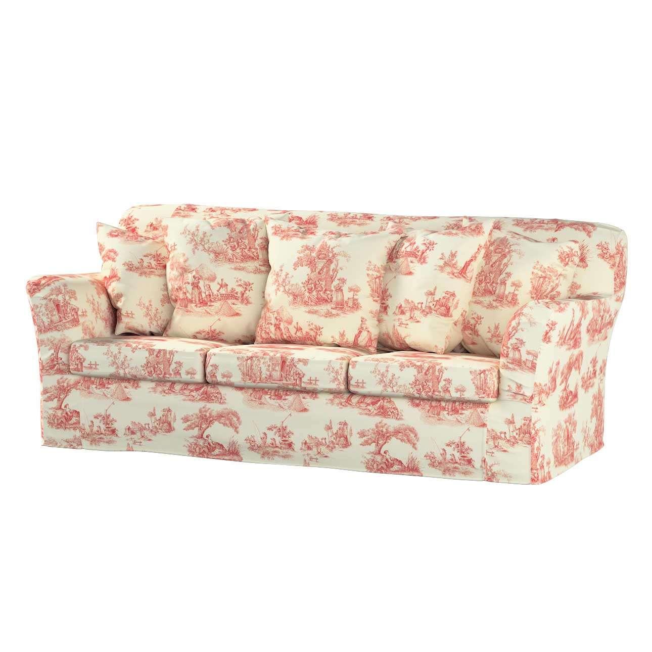 Huzat Ikea Tomelilla 3-üléses nem kinyitható kanapéra a kollekcióból Lakástextil Avinon, Dekoranyag: 132-15