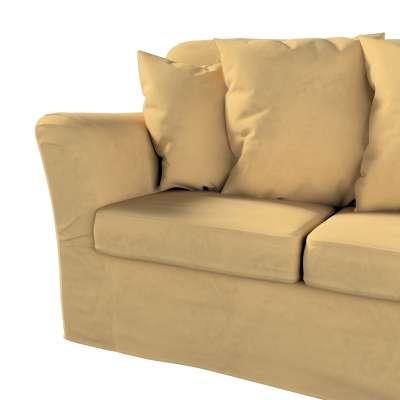 Pokrowiec na sofę Tomelilla 3-osobową nierozkładaną w kolekcji Living, tkanina: 160-93