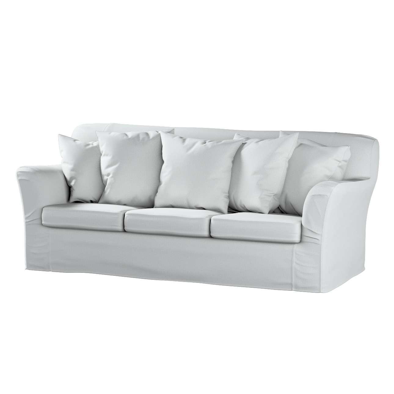 Pokrowiec na sofę Tomelilla 3-osobową nierozkładaną w kolekcji Living II, tkanina: 161-18