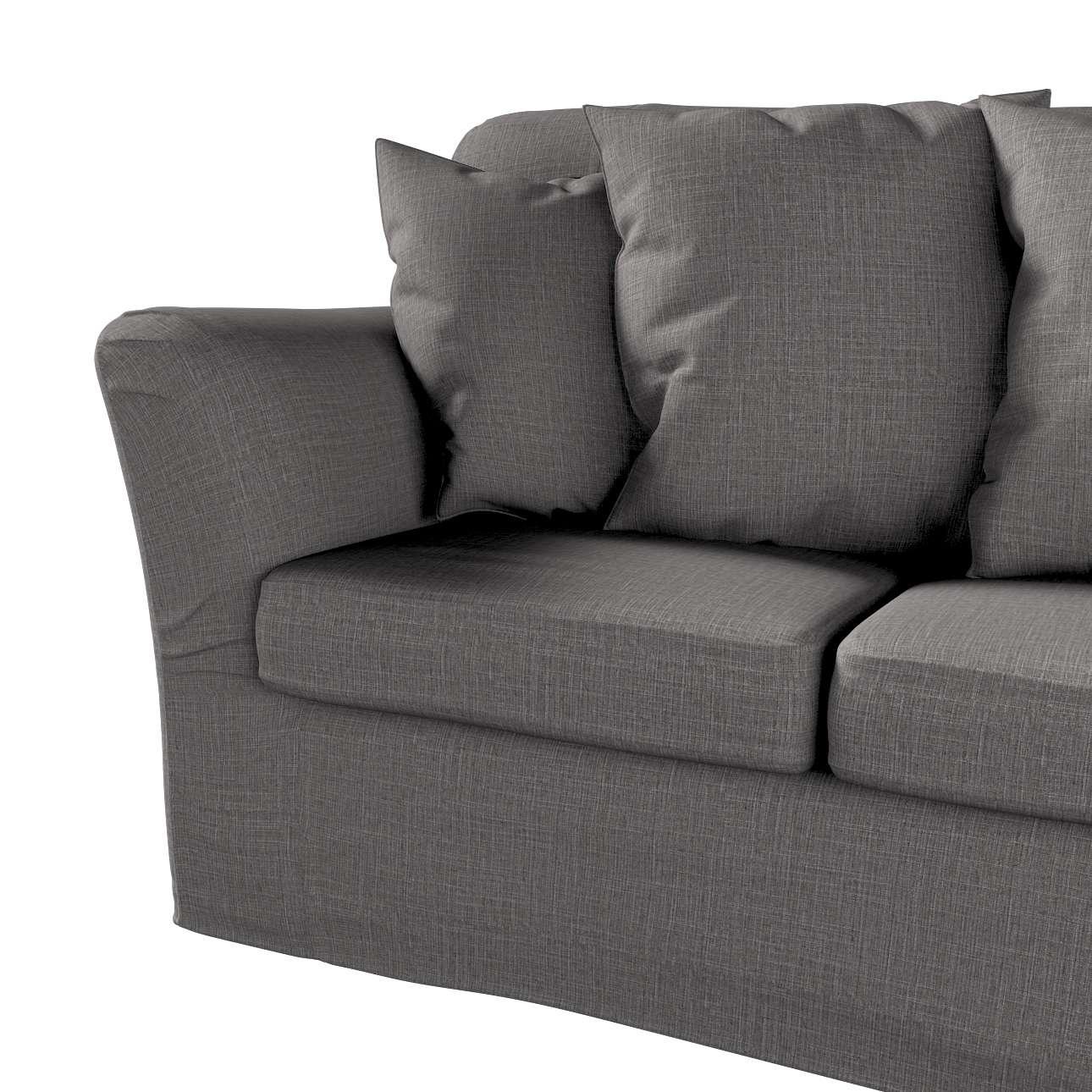 Pokrowiec na sofę Tomelilla 3-osobową nierozkładaną w kolekcji Living II, tkanina: 161-16